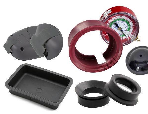 Custom Equipment Rubber Cover