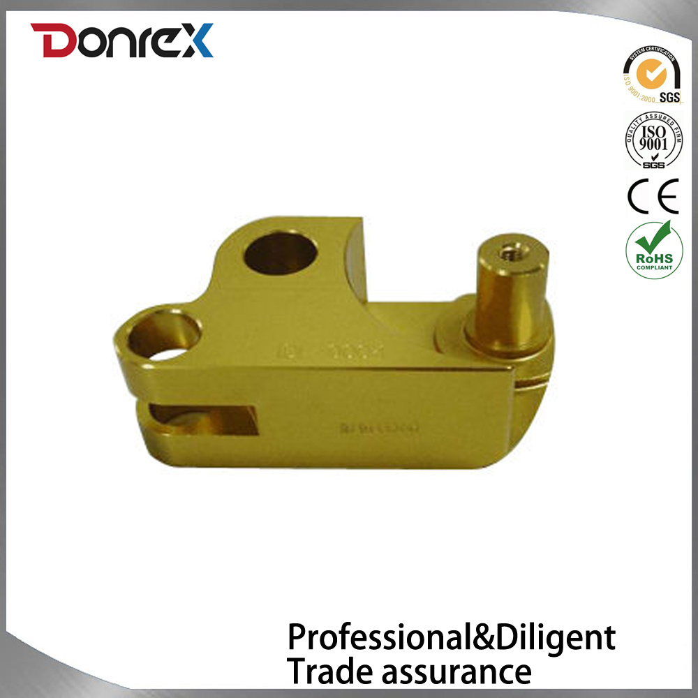 Precision Machining Brass Fittings Customer Design