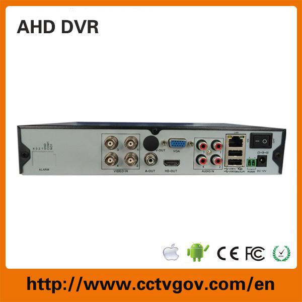 4CH CCTV Standalone Hybrid Security Digital Network Ahd DVR Recorder