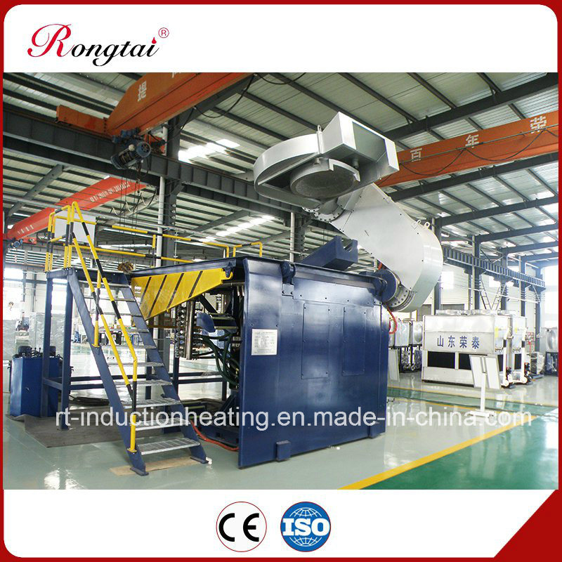 3 Ton/Hour Steel Induction Furnace for Foundry