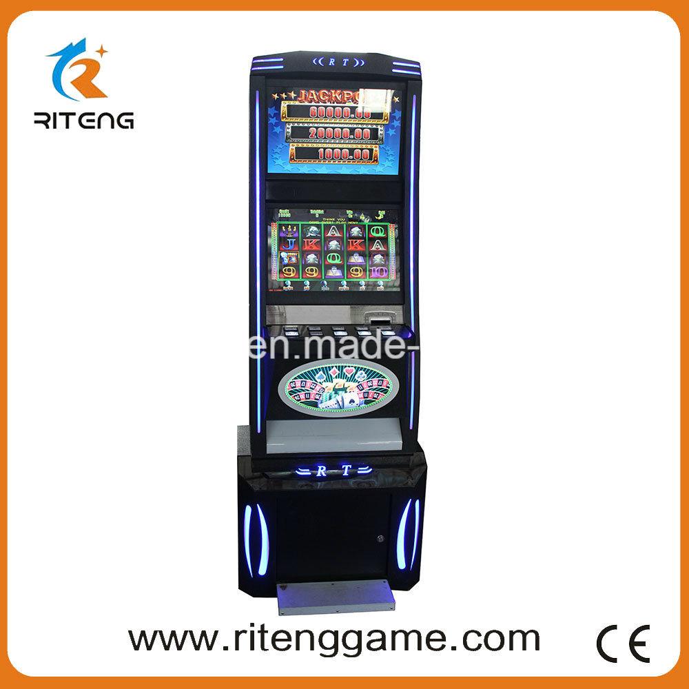 Coin Operated Arcade Game Casino Slot Game Arcade Machine
