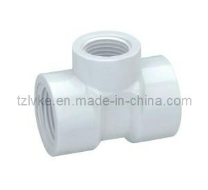 PVC Female Tee (F*F*F) (GT106)