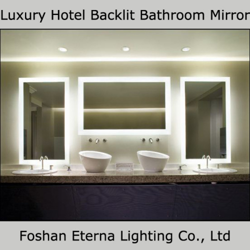 Unique Shanghai Hotel Bathroom Light Mirrors Modern Bathroom Mirror BGL013
