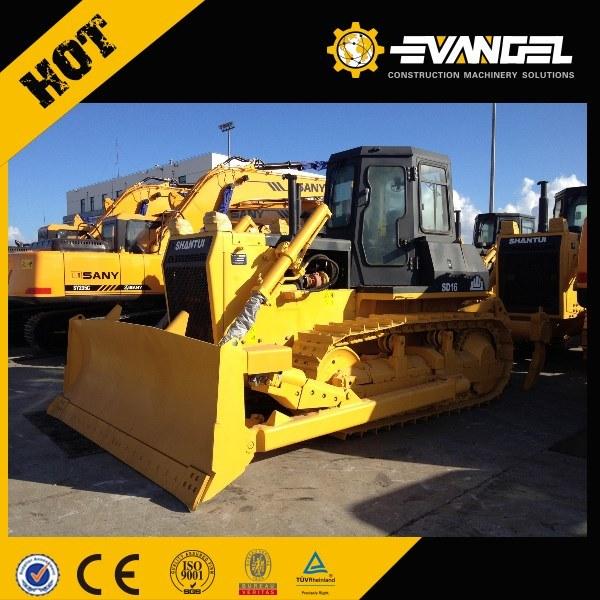 Construction Machinery Shantui Dozer 320HP Excavator Crawler Bulldozer SD32