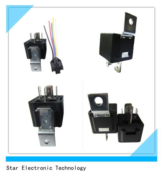 AMP Relay Socket and Plug