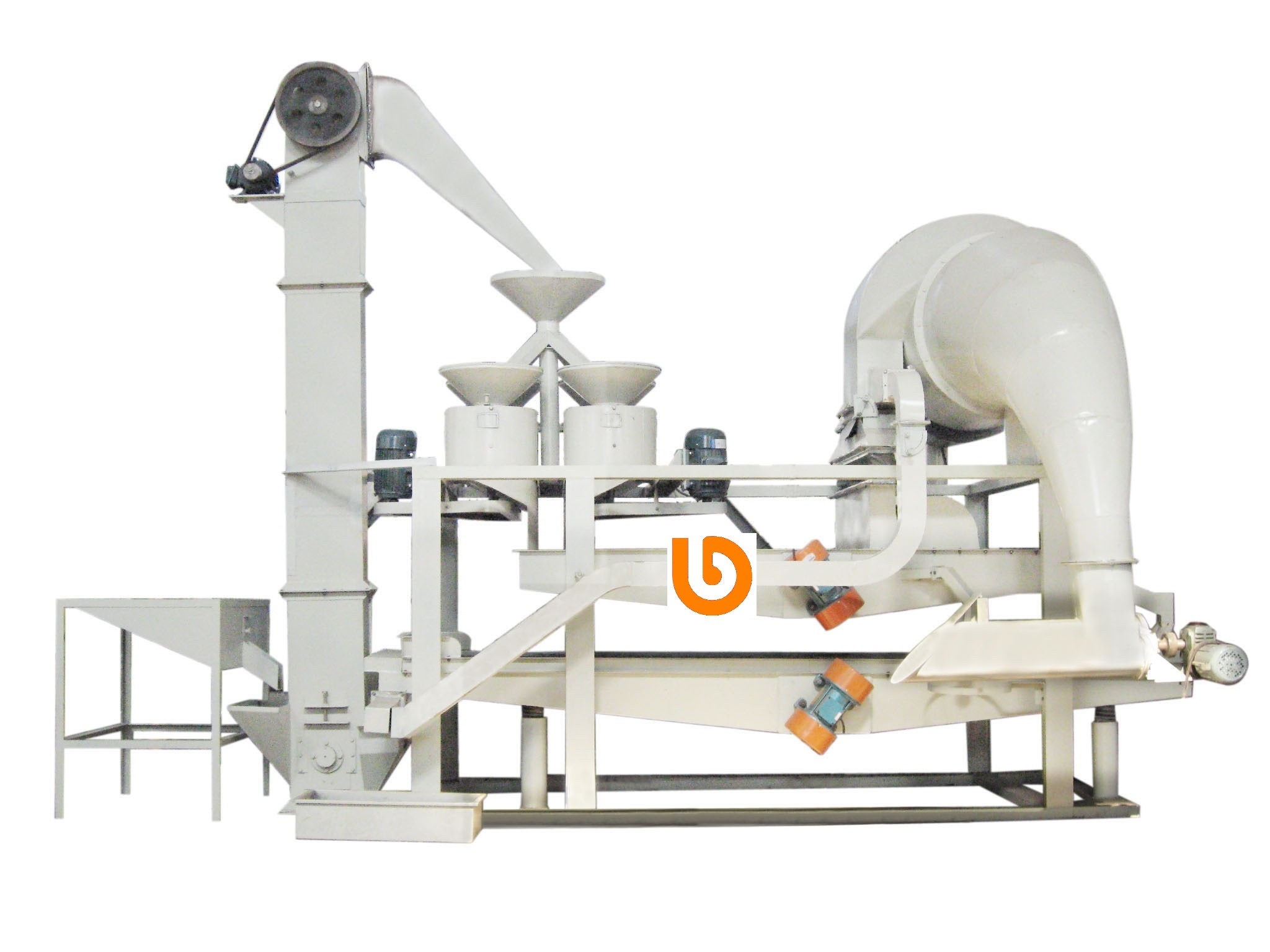 Buckwheat Shelling Machine /Buckwheat Sheller