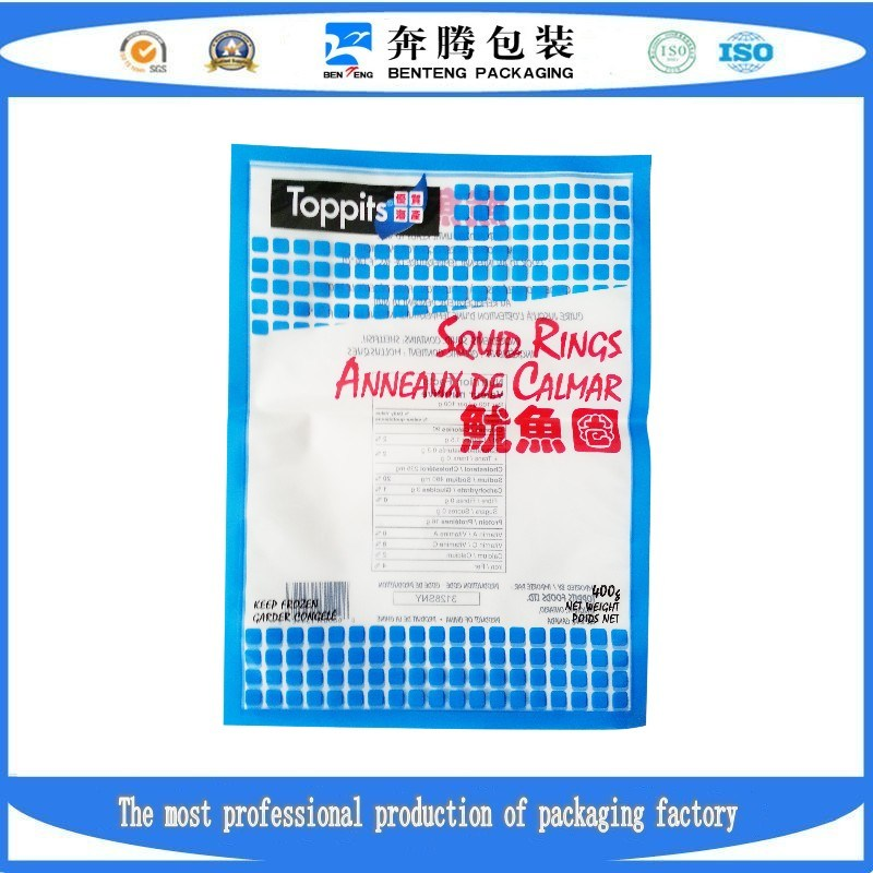 Seafood Export Packaging Bags