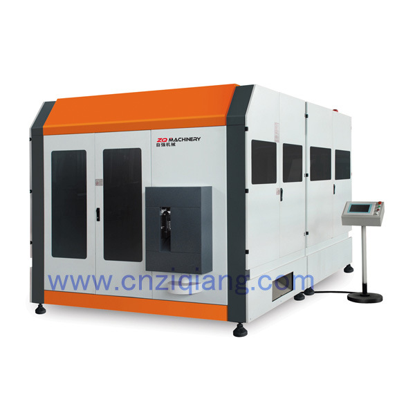 4000-5500 Bottles/Hour, Rotary Pet Blow Moulding Machinery with CE (ZQ-R4)