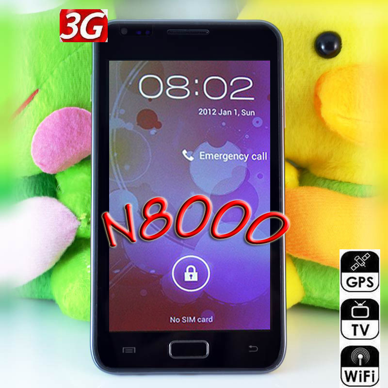 Star N8000 Android 4.0 MTK6575 5.0