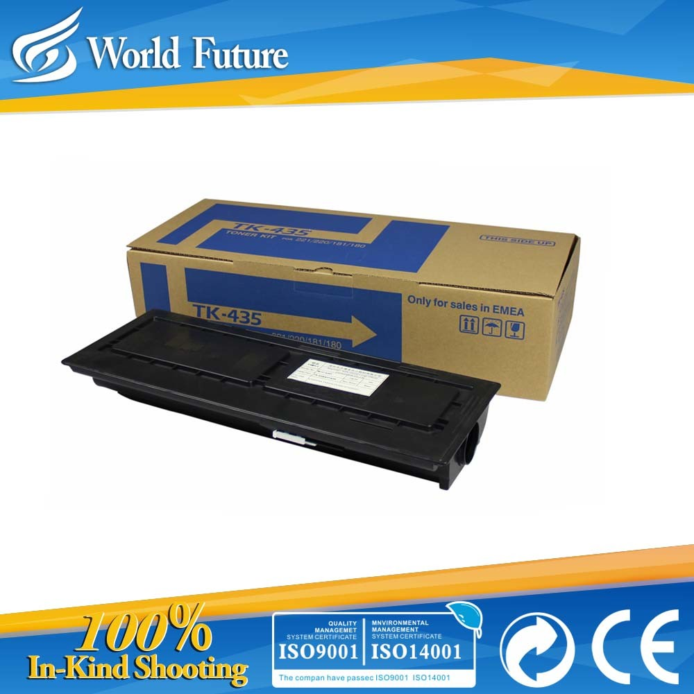 Black Laser Toner Cartridge for Kyocera (TK435TK437/TK438/TK439)