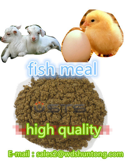 Hot Sale Fish Meal for Animal Feed with High Quality