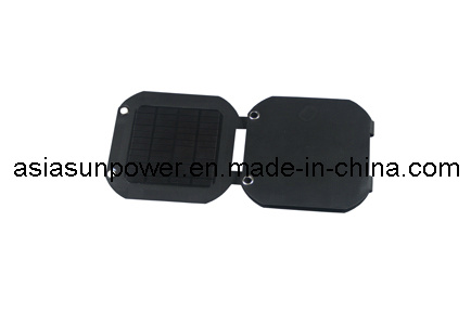 8W IP68 Totally Waterproof Folding Solar Energy Panel Charger (PETC-SIP08)
