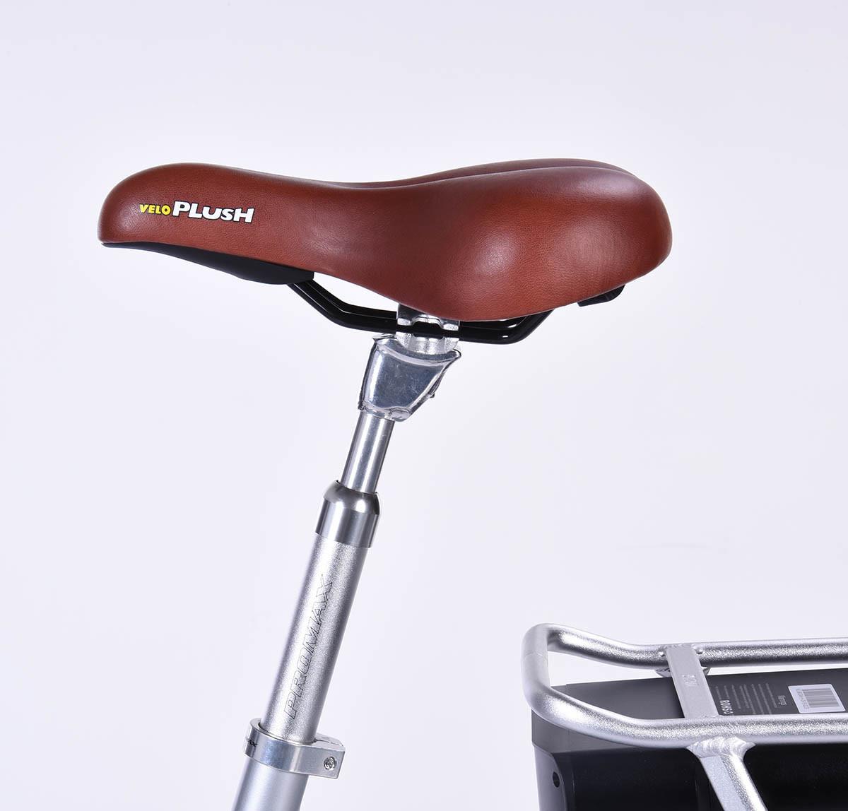 Newest Brushless E-Bicycle Easyland
