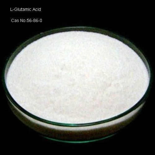 Amino Acid: L-Glutamic Acid/CAS No. 56-86-0