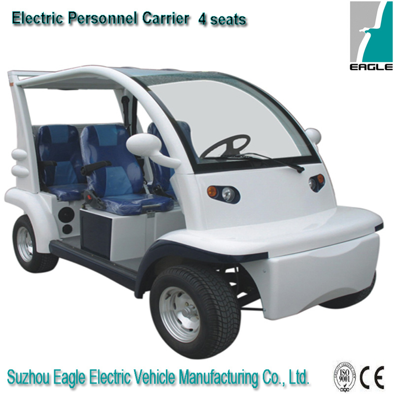EEC Approved Electric Personnel Carrier (EG6043K, 4-Seater)