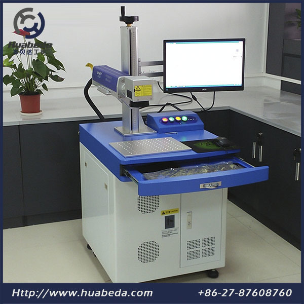Metal Fiber Laser Marking Machine for Tool Construction