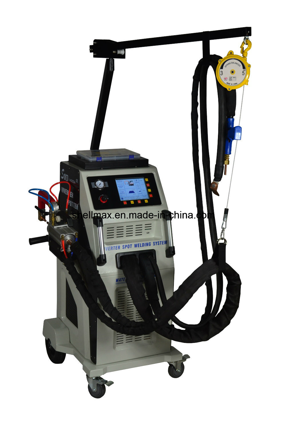 14000A Inverter IGBT Spot Welding Machine for Auto Repair with Cl Gun