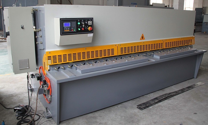 CNC Swim Beam Shearing Machine with CE Certificate