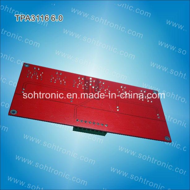 6.0 Channel Tpa3116 Digital Amplifier Module