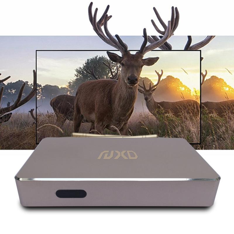 Q1 Rockchip -Rk3128 Arm Quad-Core Coretex-A7 Android TV Box