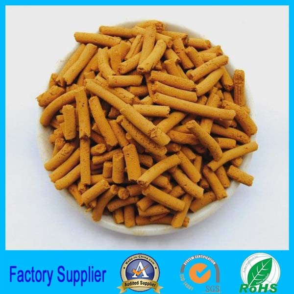 4mm-8mm Biogas Desulfurization Agent for Water Treatment Plant