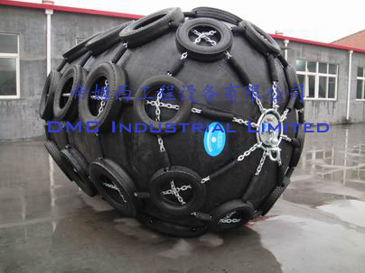 Floating Pneumatic Rubber Fenders for Dredging System