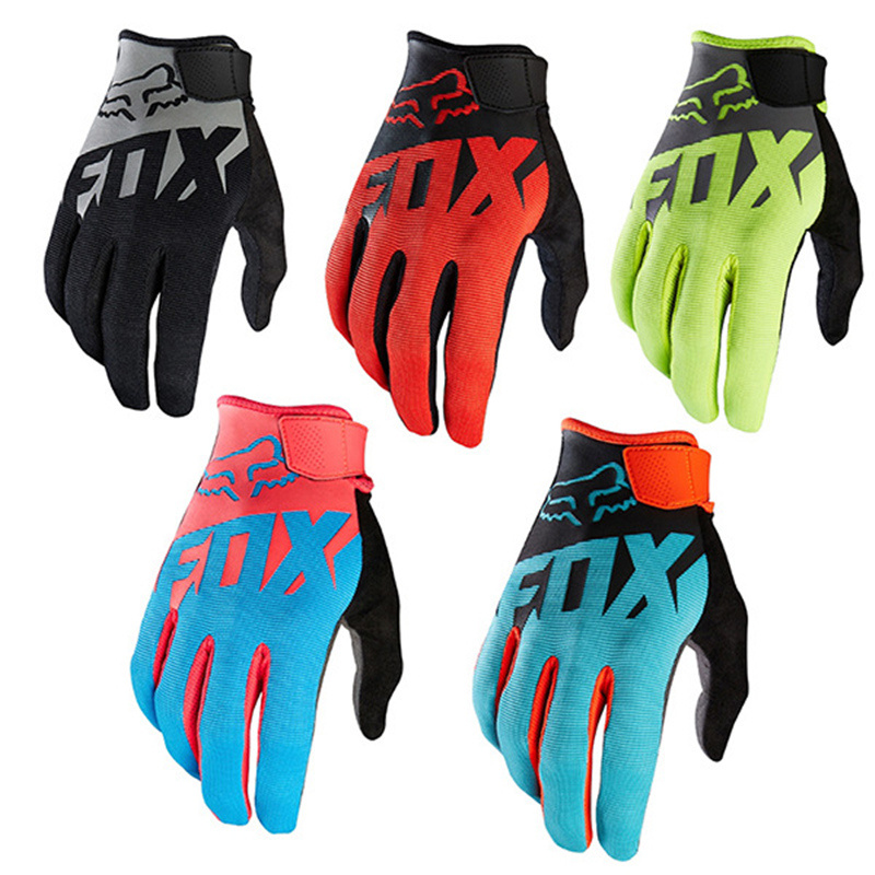Yellow High Quality New Model Outdoor Cycling Sports Gloves (MAG82)