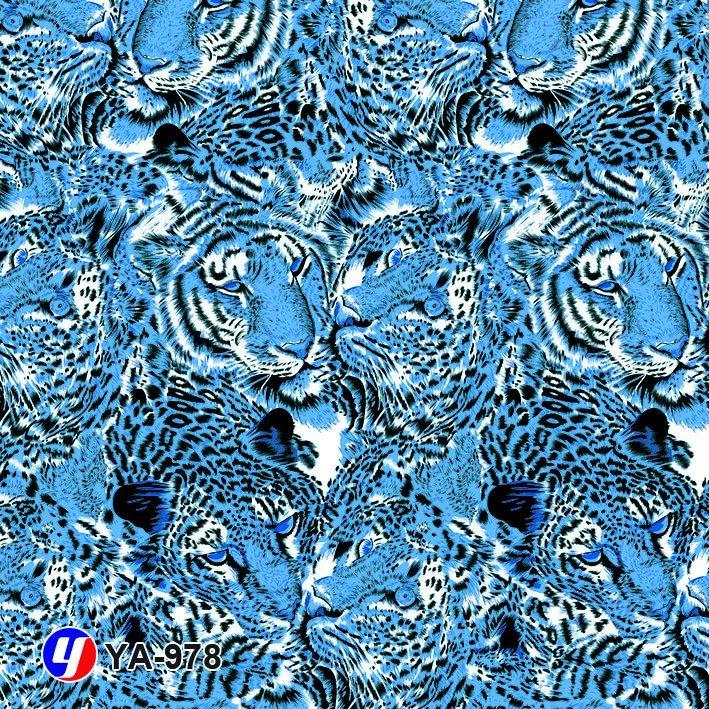 Yingcai British Flag Water Transfer Printing Hydro DIP Film