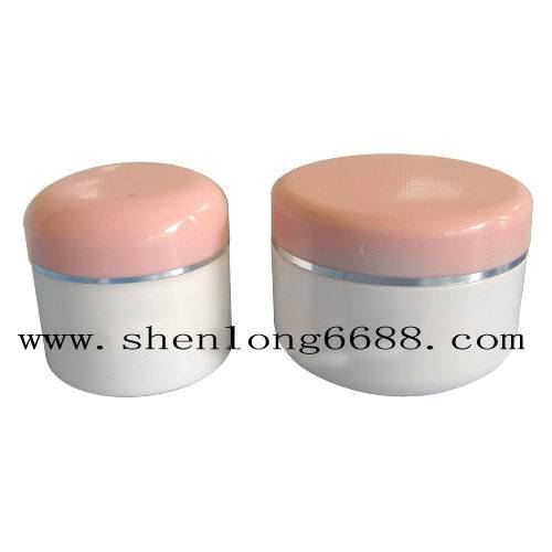 Plasticbottles Packaging Cream Bottle Jars