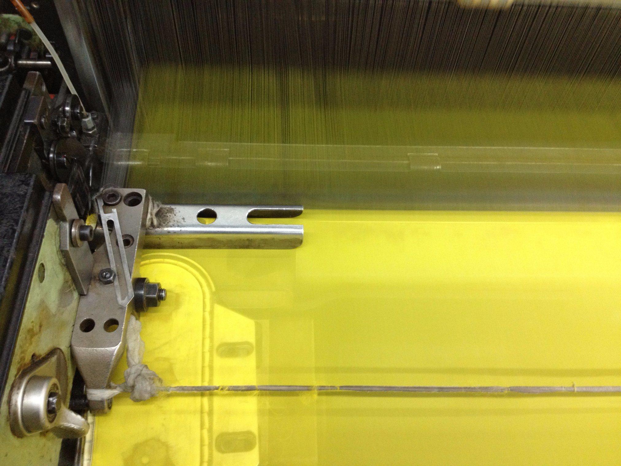 Dpp140t-34Y Yellow Monofilament Polyester Printing Mesh