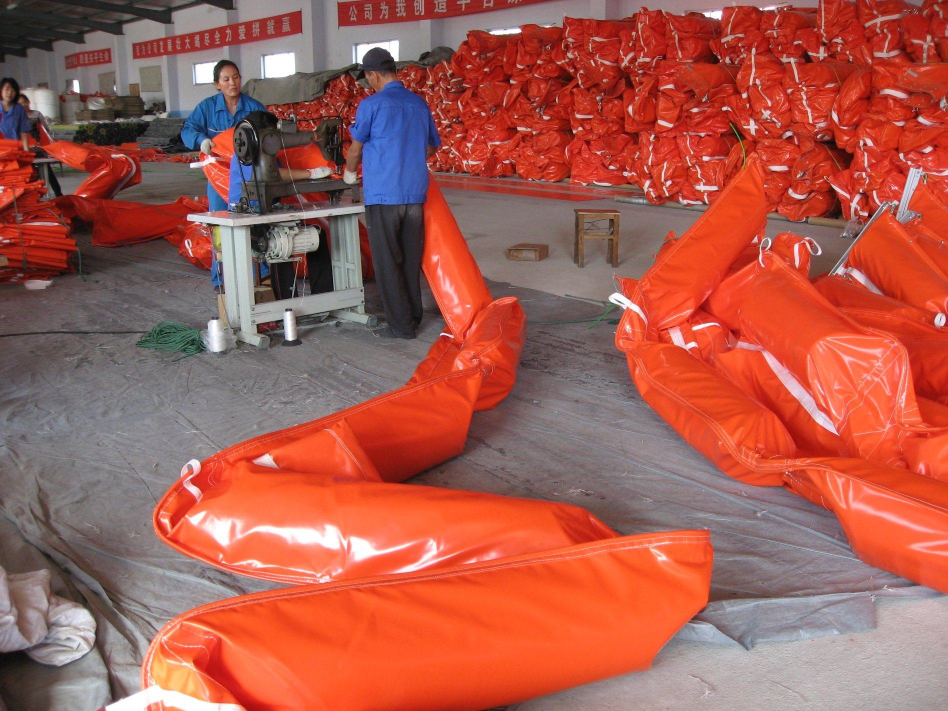 Professional Manufacturer PVC Oil Float Booms