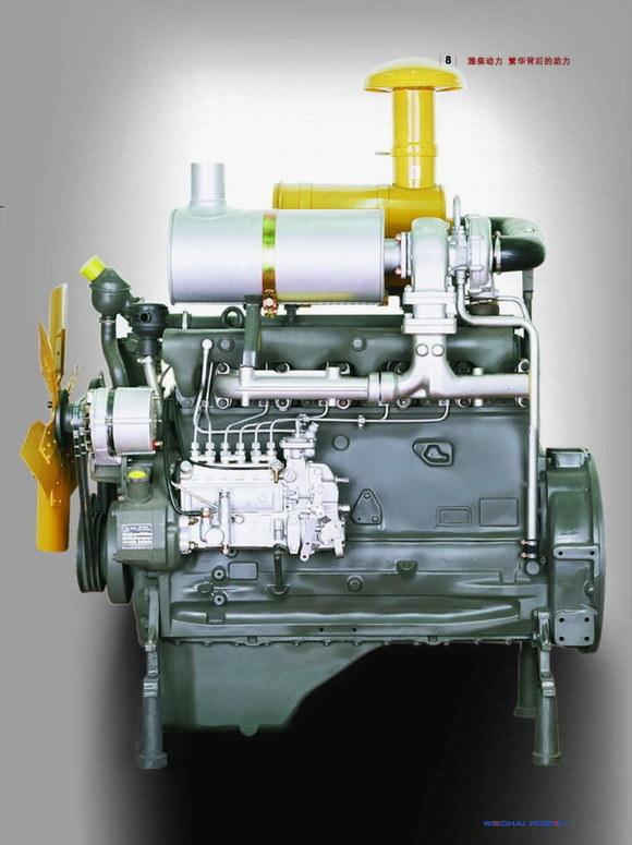 Td226b 3d deutz engine