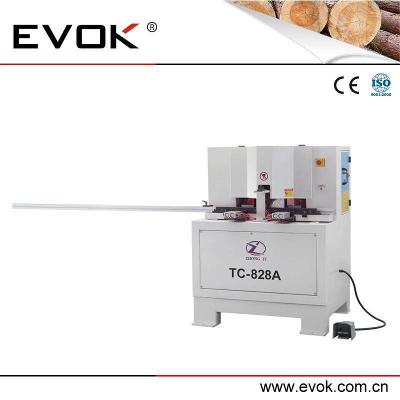 CNC Automatic Dual Saw Cutting Machine Tc-828A