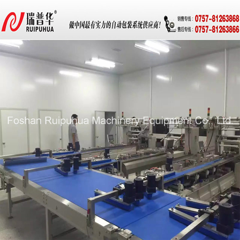 Automatic Cear Bar Feeding and Packing Machine