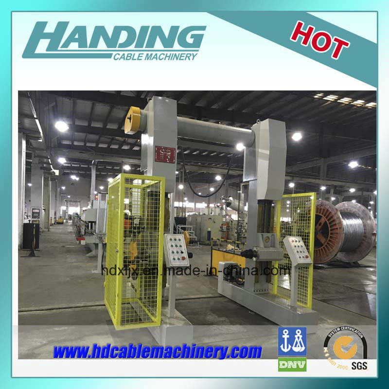 Gantry Moving Type Take up and Row-Line Rack
