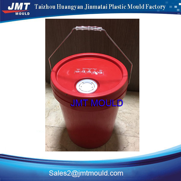 Plastic 20L Paint Bucket Mould