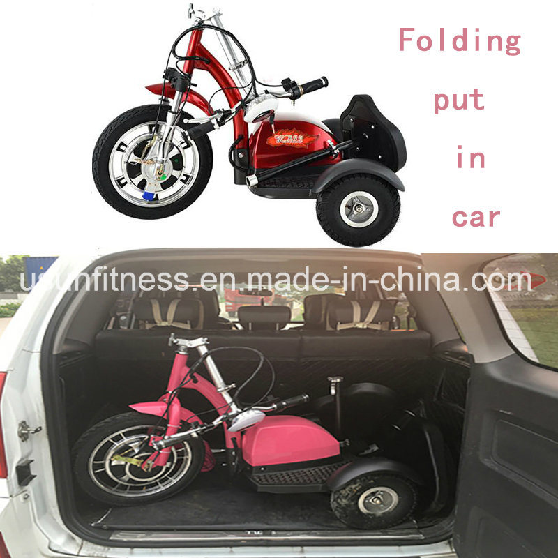 3 Wheel Elderly Mobility Scooter with Ce