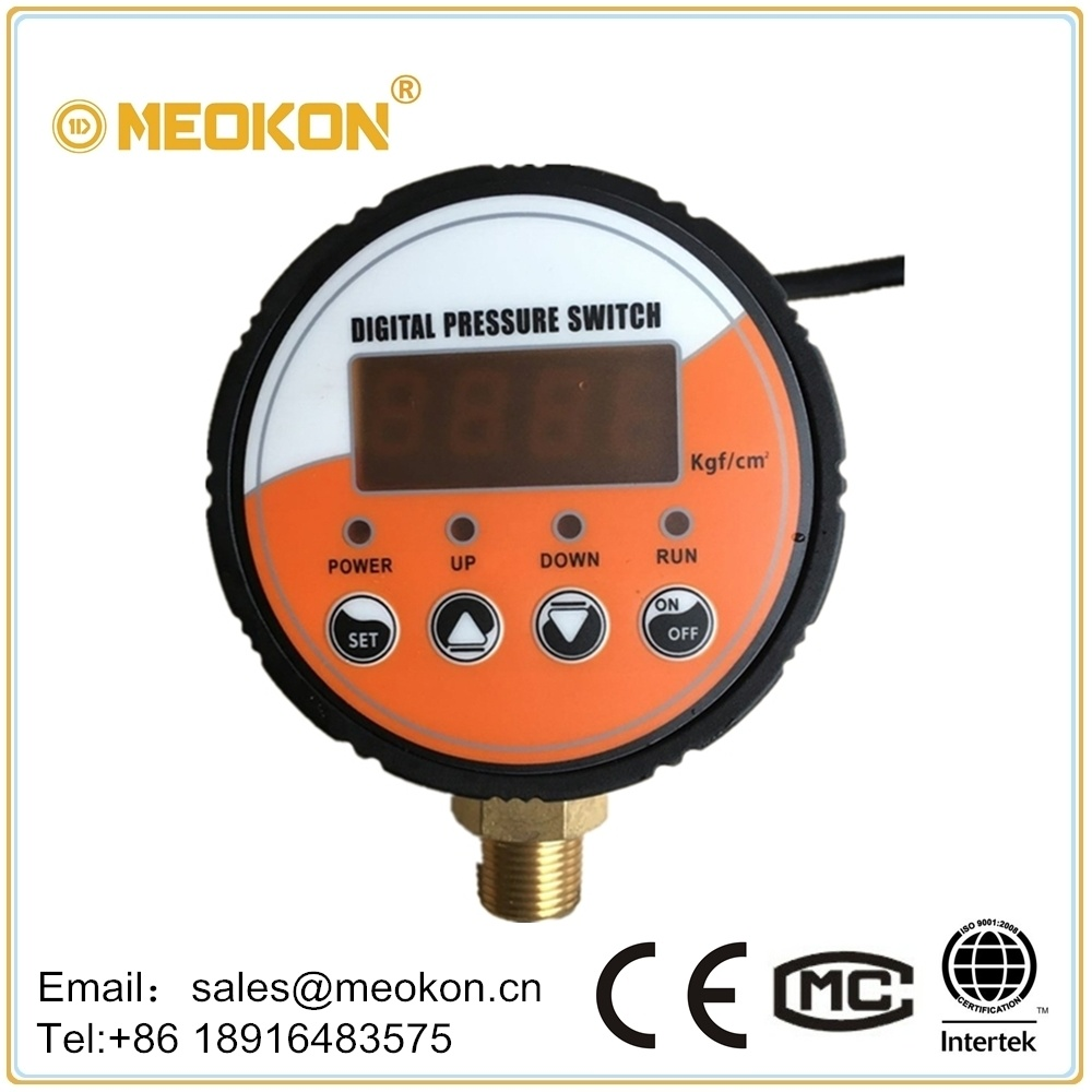 MD-Sc Intelligent Air Compressor Digital Pressure Switch