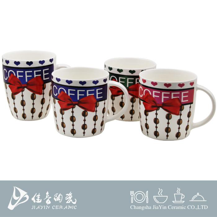 Flower Surface Ceramic Mug