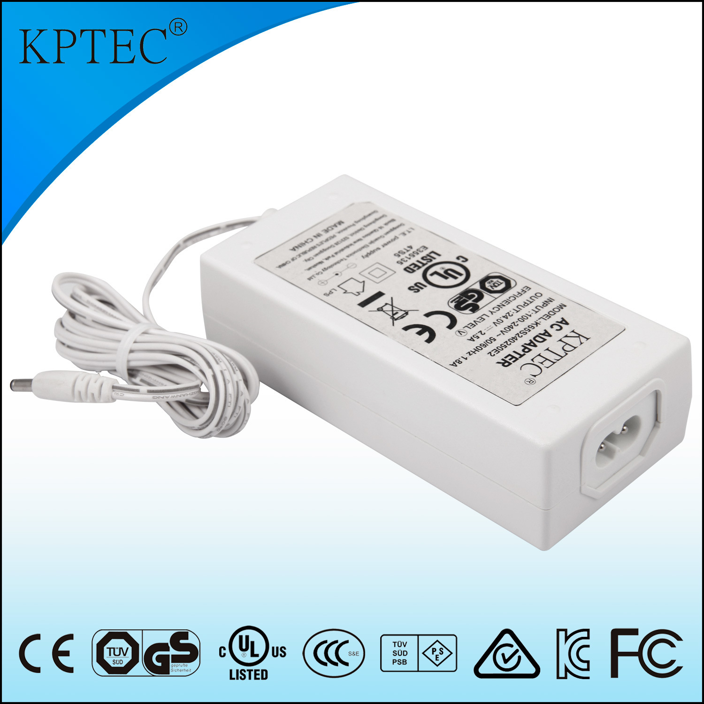 60W 65W Power Supply with UL Ce GS Certificates Desktop