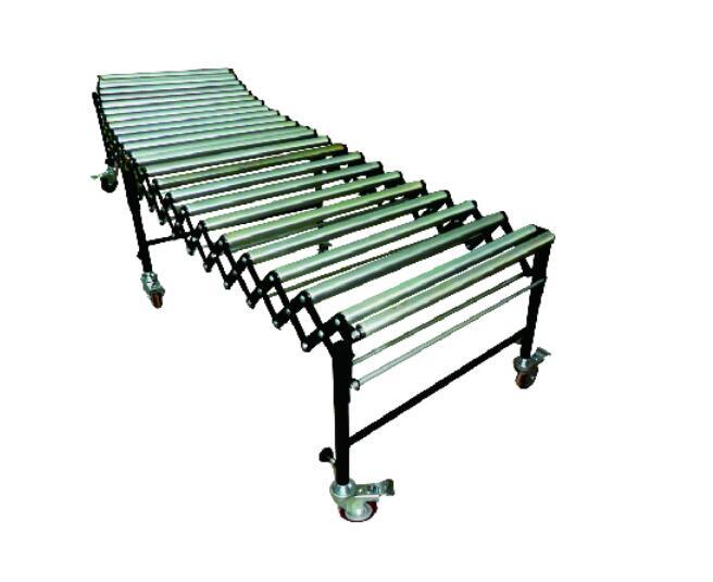 Skate Wheel Flexible Conveyor/ Roller Conveyor/Extendable Conveyor
