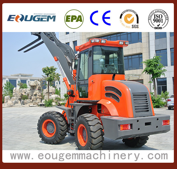 Zl16 Small Loader with EPA Engine