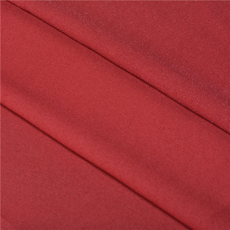 50d Colorful Plain Weave Shirt Woven Fusing Knitting Interlining