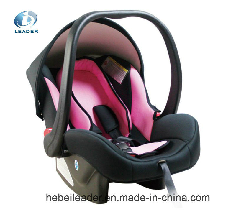 Infant Baby Carrier Safety Car Seat Aby Carrier Cot with 5 Point Harness System with ECE R44/04 Certificate
