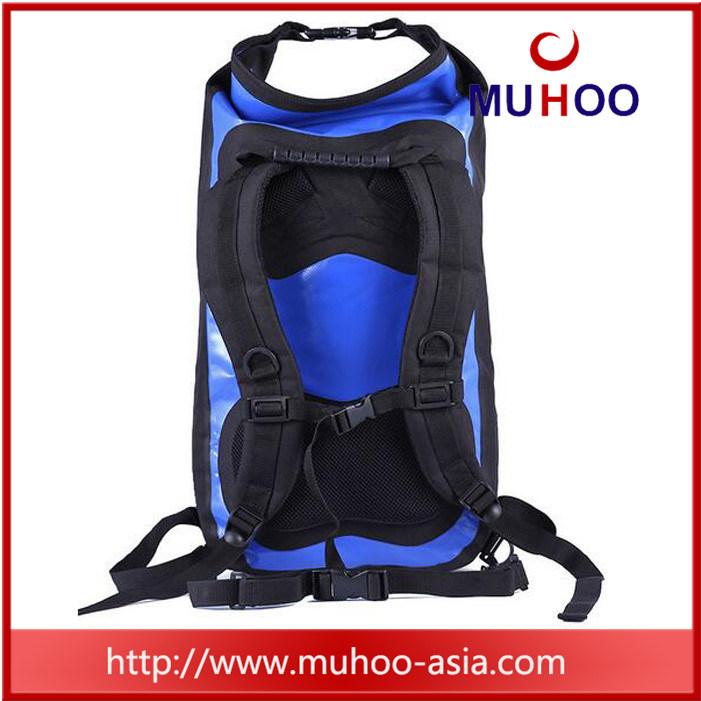 Outdoor Sports PVC Dry Bag 500d Tarpaulin Waterproof Backpacks