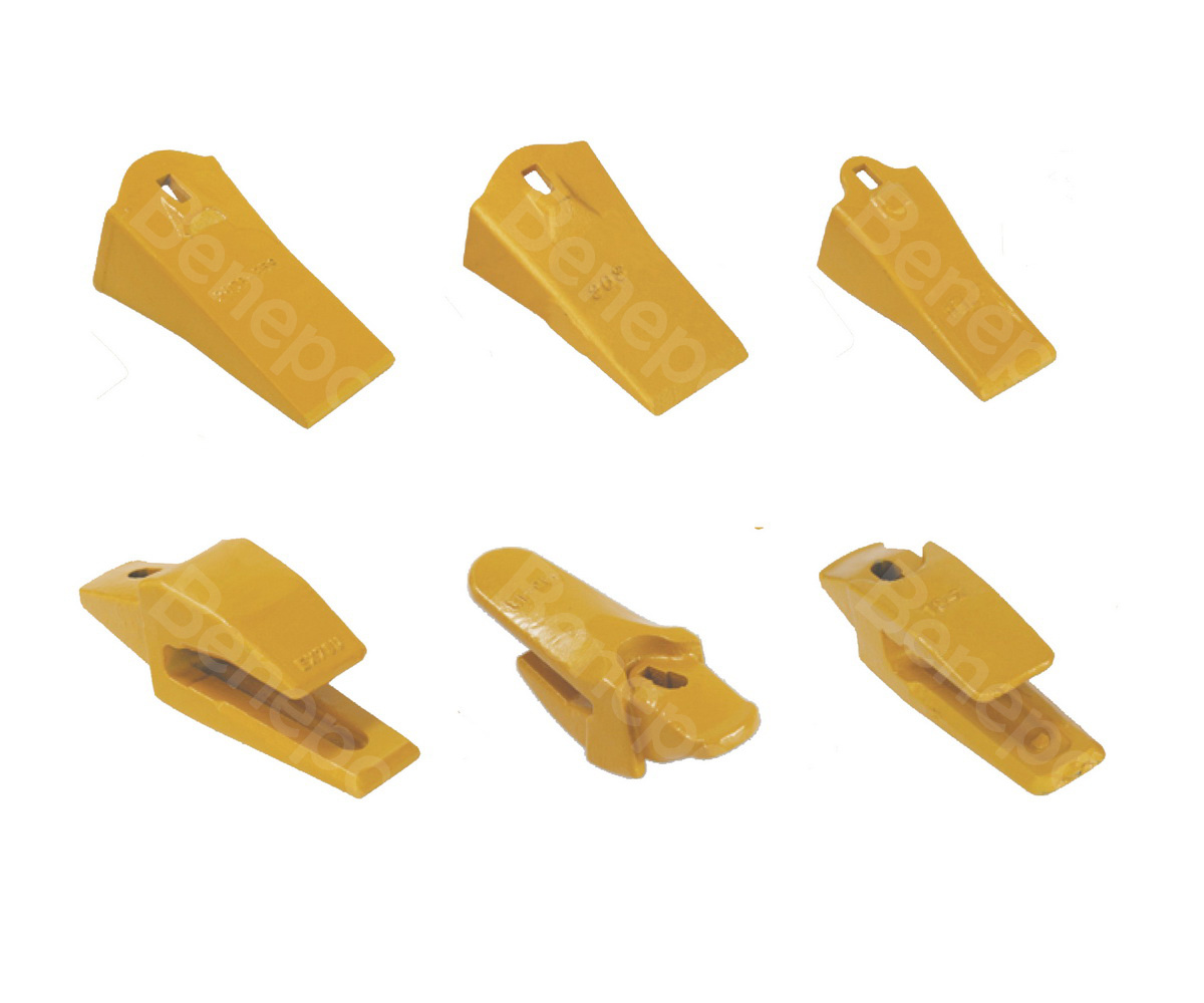 Excavator Spare Parts Bucket Type Teeth Buck Tooth Forging 2713-1220-45