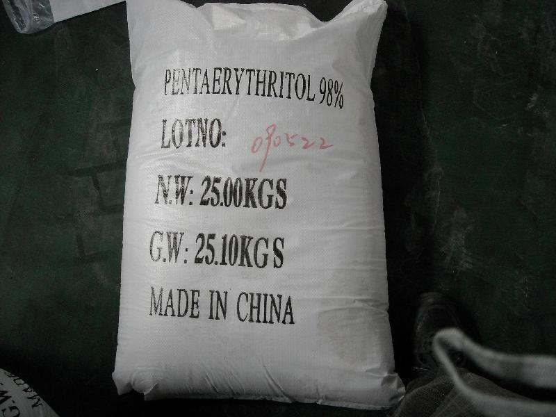 hot sales Pentaerythritol 99% min
