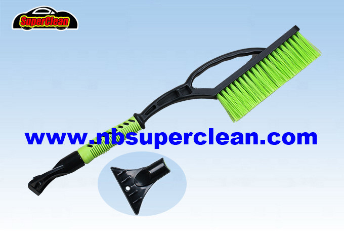 2 in 1 Strong Quality Cheap Snow Brush Ice Scraper (CN2269)