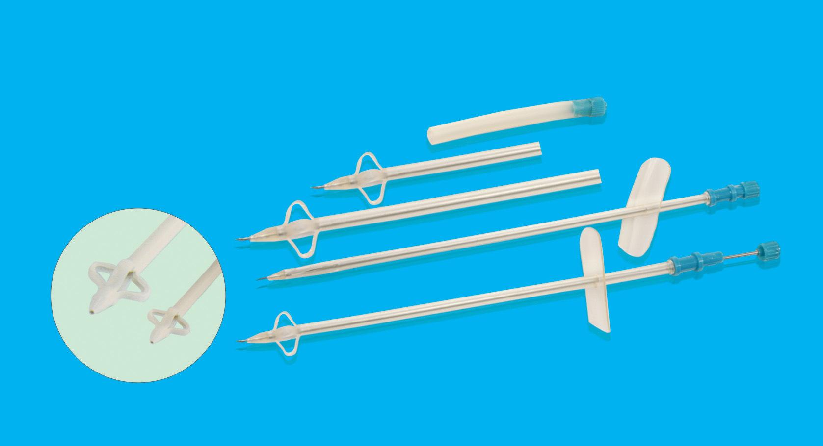 Pcnl Percutaneous Suprapubic Cystostomy Catheter