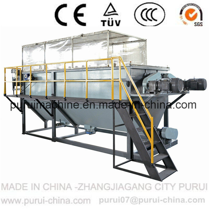 Waste PP Jumbo Bag Recycling Washing Machine for PP Granules Making
